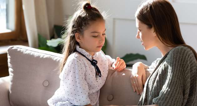 What to Tell Children During a Divorce